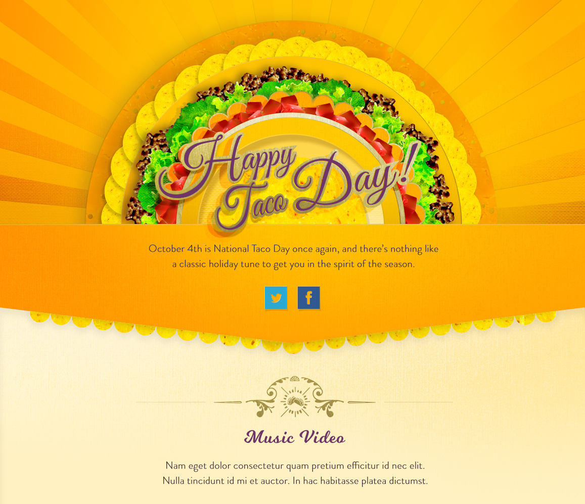 Taco Day v.2